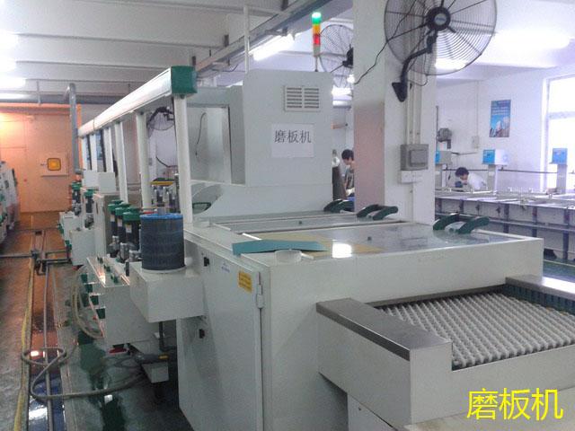 柔性线路板磨板机_正佳兴电子www.zjxfpc.com